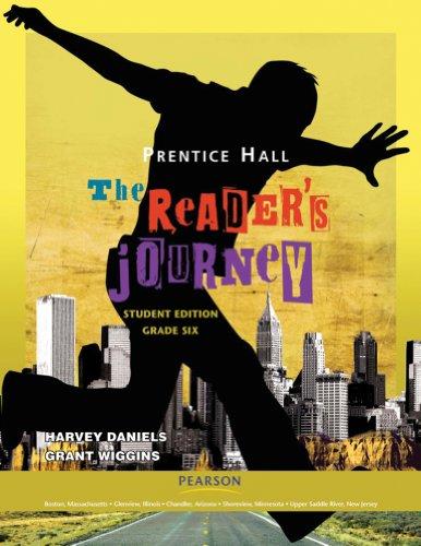 9780133202427: THE READERS JOURNEY 2009 HOMESCHOOL BUNDLE GRADE 6