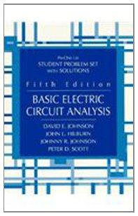 9780133202502: Basic Electric Circuit Analysis (Student ed.)