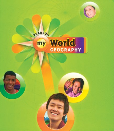 9780133203271: MIDDLE GRADE SOCIAL STUDIES 2011 GEOGRAPHY HOMESCHOOL BUNDLE