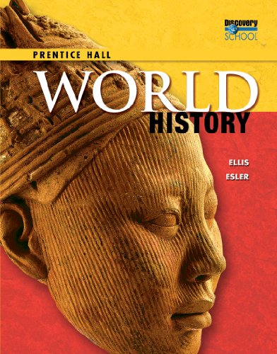 9780133203295: WORLD HISTORY 2011 HOMESCHOOL BUNDLE