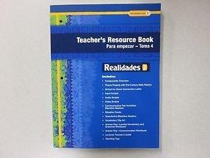 9780133203769: Realidades 2 Teacher's Resource Book