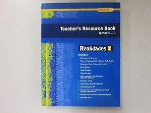 9780133203790: Realidades 2 Teacher's Resource Book Temas 5-9