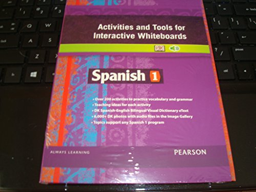 9780133204186: REALIDADES 2014 INTERACTIVE WHITEBOARD PACKAGE DVDROM LEVEL A/B/1