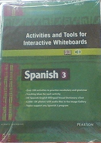 9780133204209: REALIDADES 2014 INTERACTIVE WHITEBOARD PACKAGE DVDROM LEVEL 3