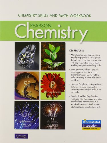 9780133204490: CHEMISTRY 2012 STUDENT EDITION CHEMISTRY SKILLS AND MATH WORKBOOK GRADE 11