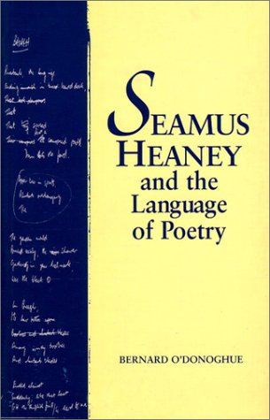 9780133207637: Seamus Heaney and the Language of Poetry