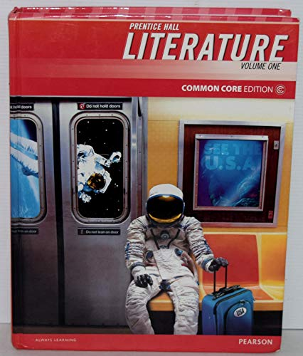 9780133208665: Prentice Hall Literature Common Core Edition, Grade 8 Volume 1