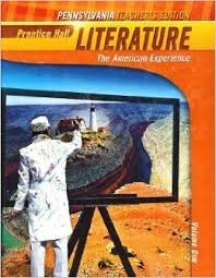 PRENTICE HALL LITERATURE, THE AMERICAN EXPERIENCE, VOLUME: LEARNING, ALWAYS