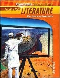 9780133208696: PRENTICE HALL LITERATURE, THE AMERICAN EXPERIENCE, VOLUME 1 (PRENTICE HALL LITERATURE)