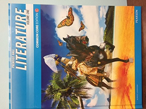 9780133208801: Prentice Hall Literature, Common Core Edition, Grade 7 Volume 1 & 2