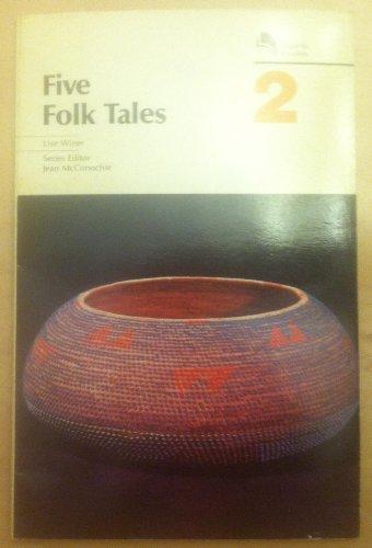 9780133211184: Five Folk Tales (Regents readers)
