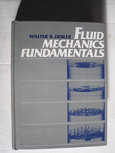 9780133223712: Fluid Mechanics Fundamentals