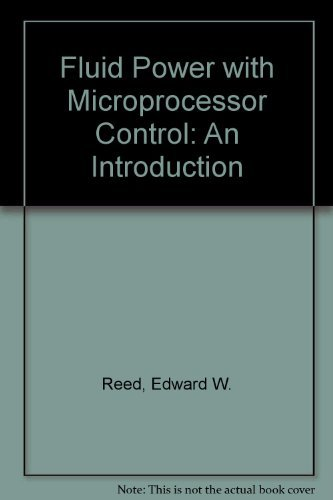 9780133224887: Fluid Power With Microprocessor Control: An Introduction