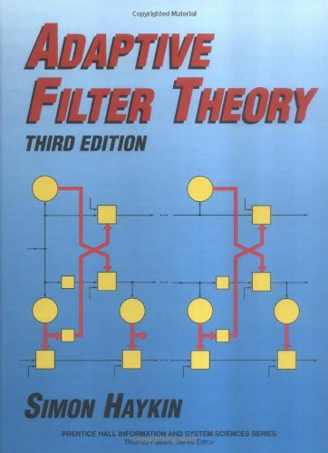 9780133227604: Adaptive Filter Theory (Prentice Hall Information and System Sciences Series)