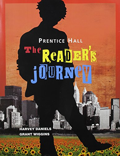 9780133228588: Prentice Hall 2013 the Readers Journey Student Work Text Grade 8