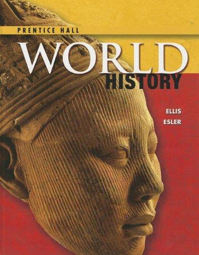 9780133231335: HIGH SCHOOL WORLD HISTORY 2014 PEARSON STUDENT EDITION SURVEY GRADE 9/12