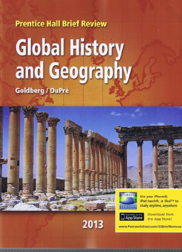 9780133233247: Global History and Geography 2013 (Prentice Hall Brief Review for the New York Regents Exam)