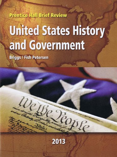 US History and Government 2013 (Prentice Hall Brief Review for the New York Regents Exam)