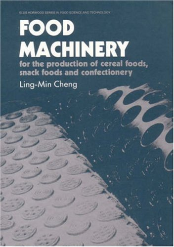 9780133234374: FOOD MACHINERY CL (Ellis Horwood Series in Food Science and Technology)