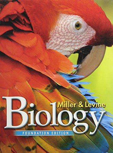 9780133236385: MILLER LEVINE BIOLOGY 2014 FOUNDATIONS STUDENT EDITION GRADE 10