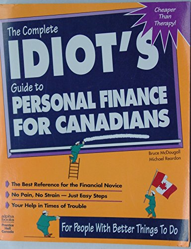 9780133237344: The Complete Idiot's Guide to Personal Finance for Canadians