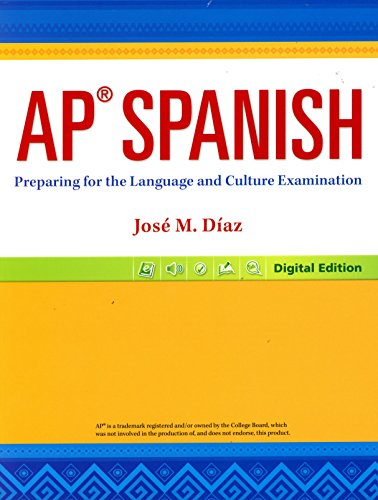 AP Spanish Student Edition (softcover)