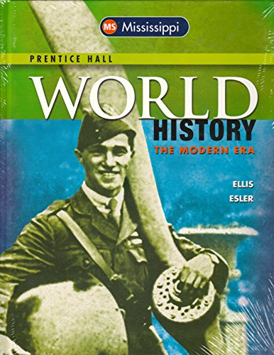 9780133239430: Prentice Hall World History the Modern Era MS Edition