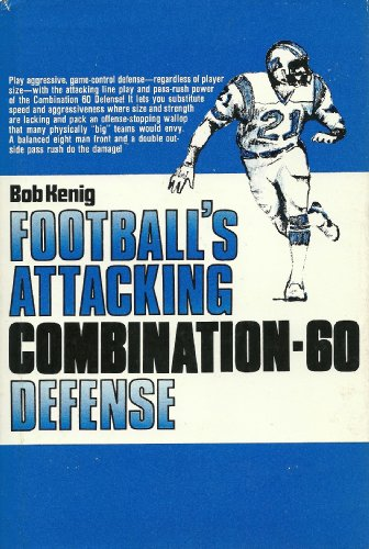 9780133239805: Football's attacking combination-60 defense