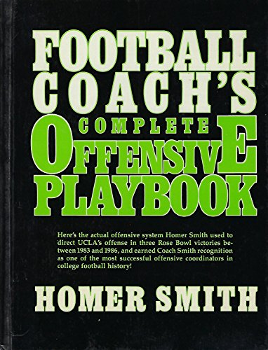 9780133240474: Football Coach's Complete Offensive Playbook