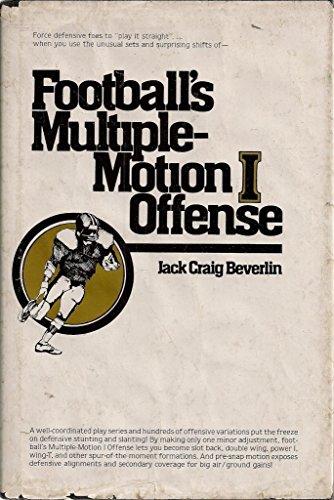 9780133241457: Football's multiple-motion I offense