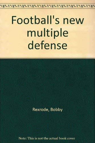 9780133242515: Football's new multiple defense
