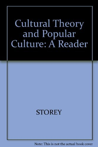 9780133243697: Cultural Theory and Popular Culture: A Reader