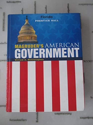 9780133244175: Magruder's American Government 2013 Florida Edition
