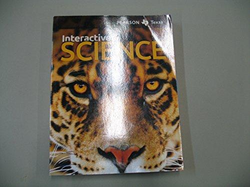 Pearson Texas Interactive Science Grade 7 Student: Pearson