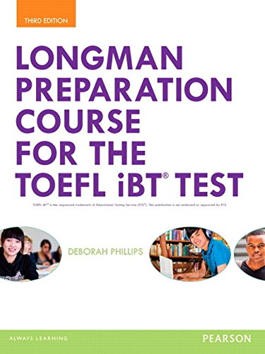 9780133248029: Longman Preparation Course for the TOEFL IBT Test + MyEnglishLab and Passcode