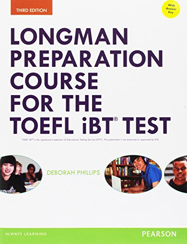 9780133248128: Longman Preparation Course for the TOEFL iBT Test, with MyEnglishLab and online access to MP3 files and online Answer Key