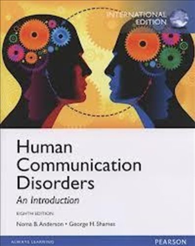 9780133250848: Human Communication Disorder: An Introduction