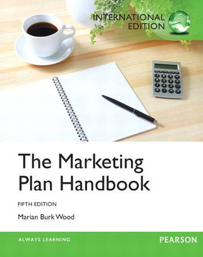 9780133250862: Marketing Plan Handbook