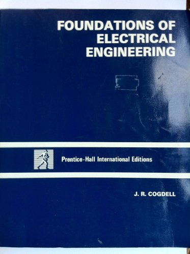 9780133251685: Foundations of Electrical Engineering