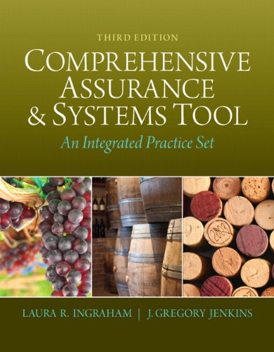 9780133251968: Comprehensive Assurance & Systems Tool (CAST): An Integrated Practice Set (3rd Edition)