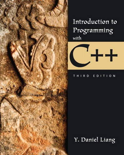 9780133252811: Introduction to Programming with C++ (3rd Edition)