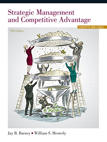 9780133254150: Strategic Management and Competitive Advantage Plus 2014 MyManagementLab with Pearson eText -- Access Card Package (5th Edition)