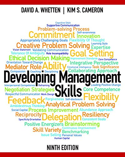 Developing Management Skills Plus MyManagementLab with Pearson eText -- Access Card Package (9th ...