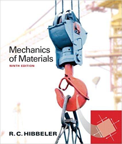 9780133254426: Mechanics of Materials (9th Edition)