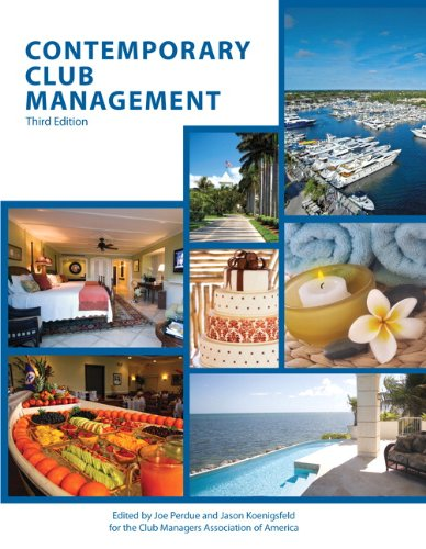 9780133255126: Contemporary Club Management