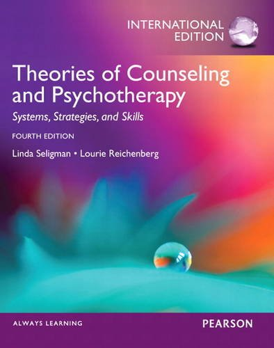 9780133255294: Theories of Counseling and Psychotherapy: Systems, Strategies, and Skills
