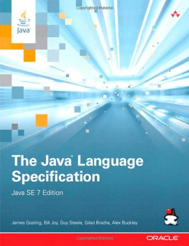 9780133260229: The Java Language Specification, Java SE 7 Edition