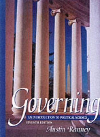 9780133262162: Governing: Introduction to Political Science
