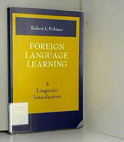 9780133263718: Foreign Language Learning