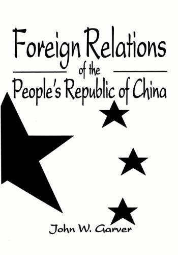 9780133264142: Foreign Relations Of The People's Republic Of China